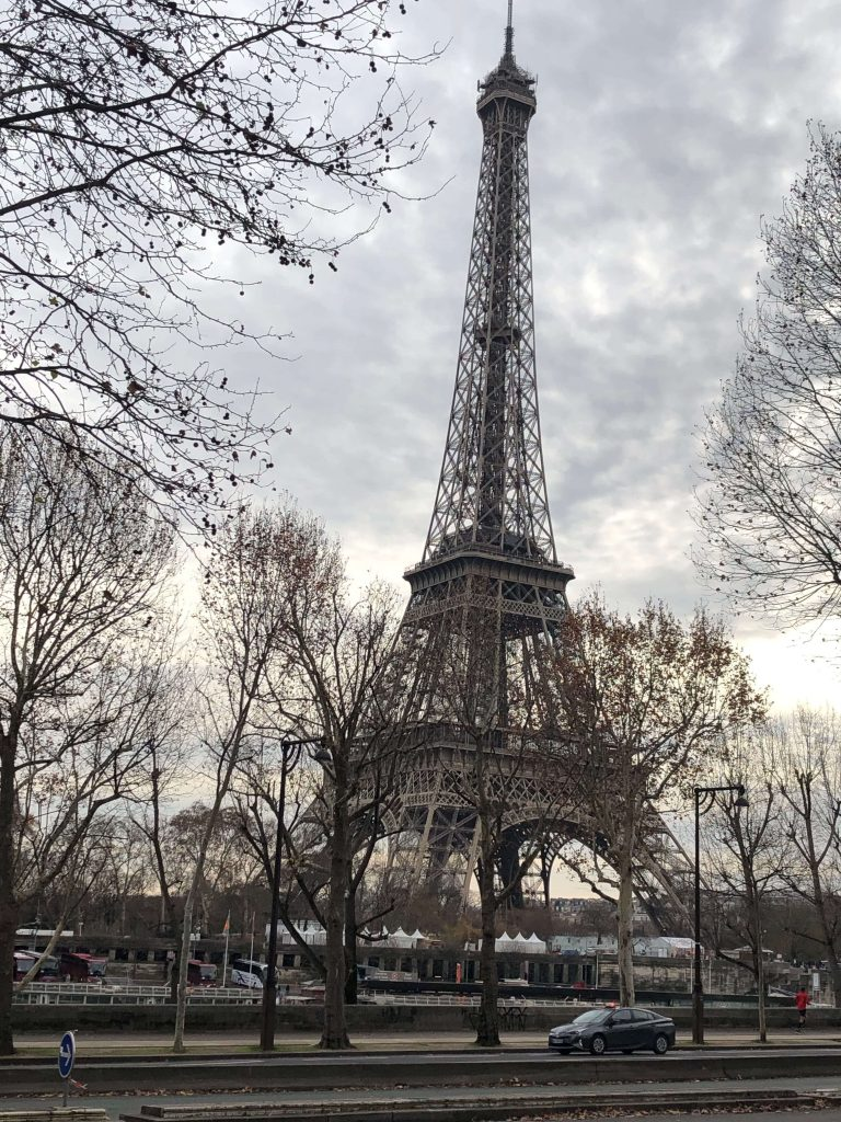 Eiffel Tower Paris in Two Days