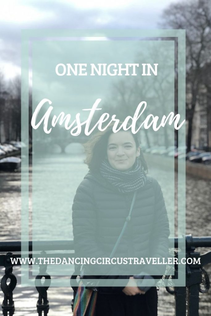 one night in amsterdam www.thedancingcircustraveller.com