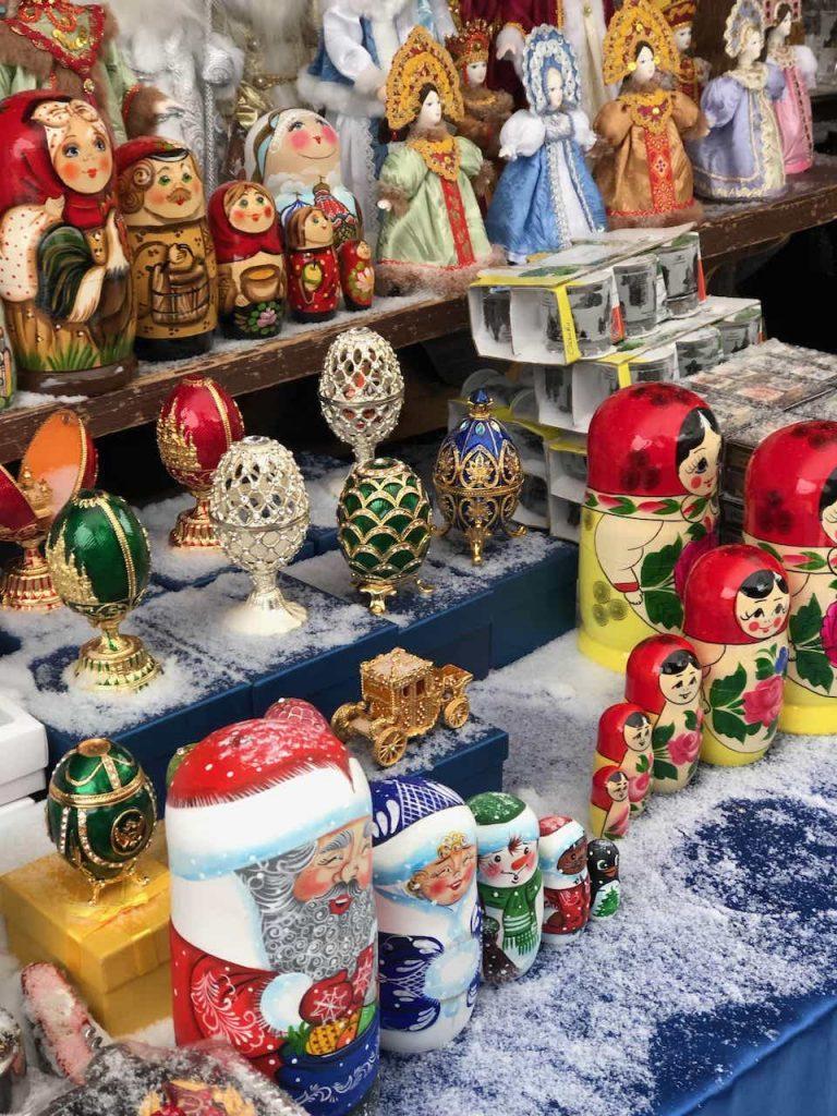 russian eggs izmailovsky market Moscow