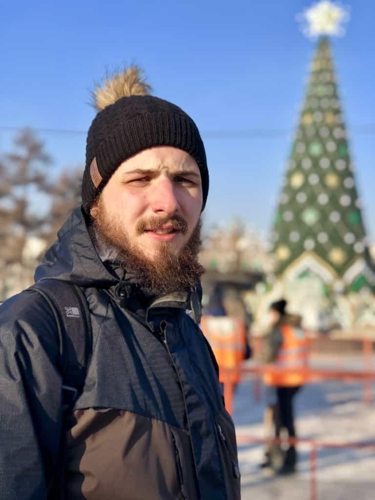 Boy in Kirov Square