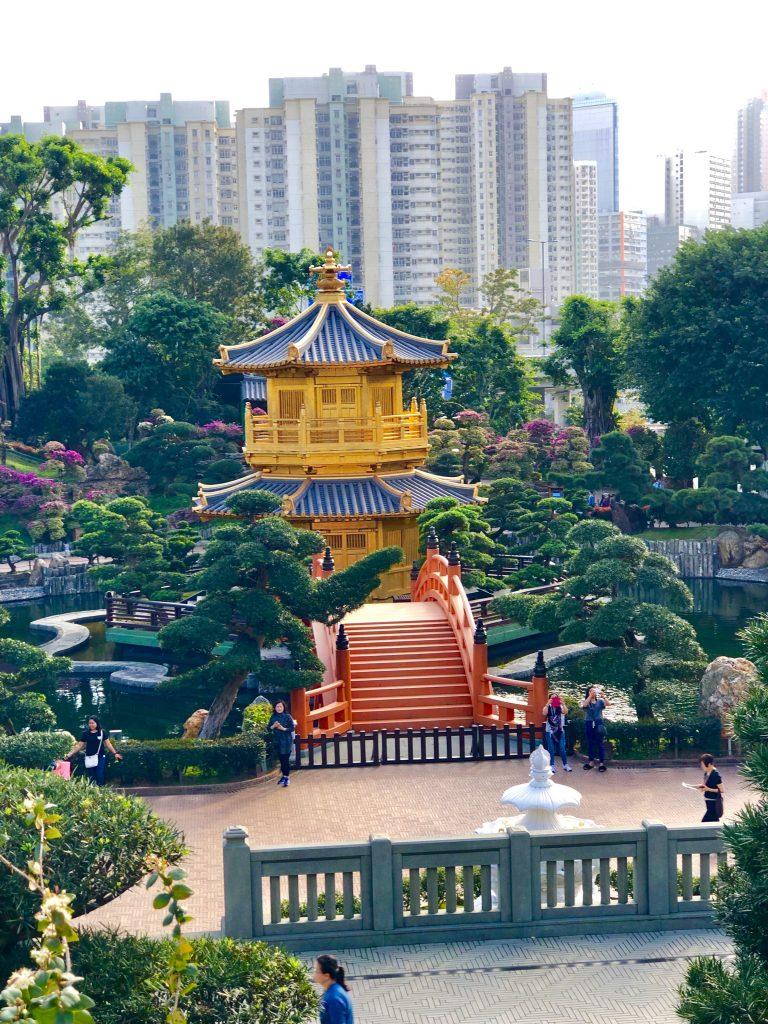 Nan Lian Garden Hong Kong 4 Days in Hong Kong: Markets and Monasteries  www.thedancingcircustraveller.com