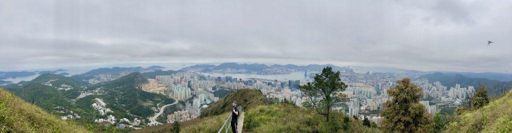 suicide peak hong kong Suicide Peak Hike Hong Kong  www.thedancingcircustraveller.com
