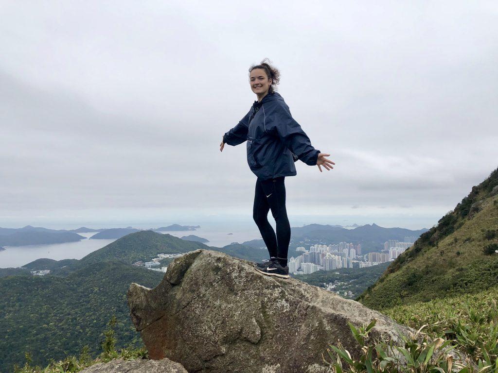 Suicide Peak Hike Hong Kong  www.thedancingcircustraveller.com