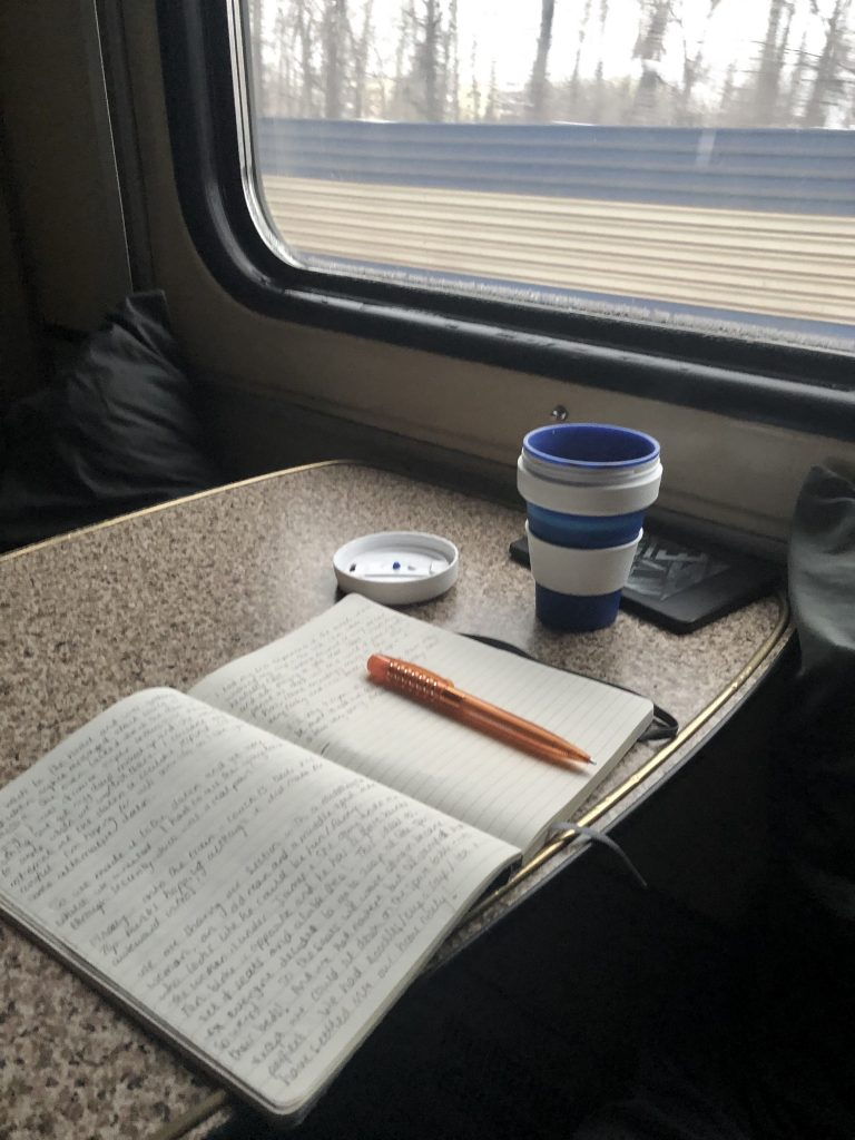 journal writing three days on the trans siberian railway  www.thedancingcircustraveller.com