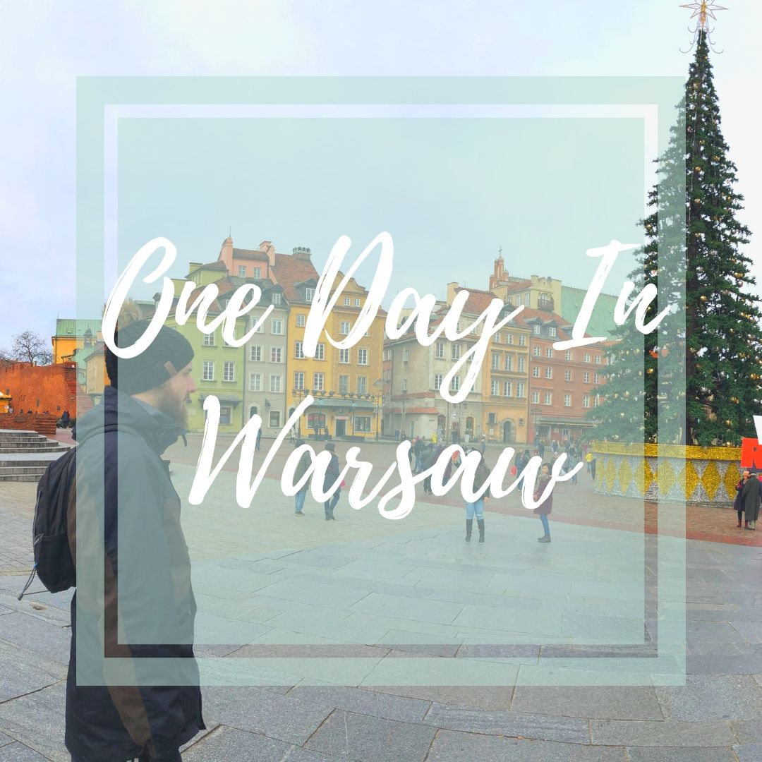 One day in Warsaw www.thedancingcircustraveller.com